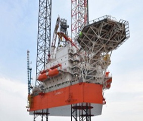 DSI PBL Bypass System with High Flow (HF) configuration allows gyro probe to take surveys in an offshore exploration well in Mexico